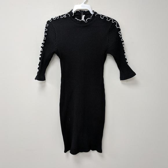 Amanda Uprichard Dresses & Skirts - Amanda Uprichard Black Women's Dress